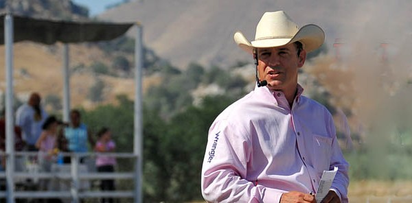 PRCA Rodeo Announcer and Motivational Speaker Chad Nicholson